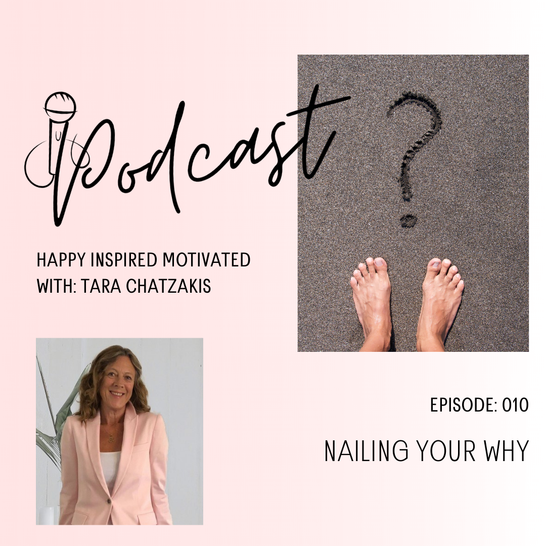 Nailing your why