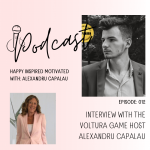 Interview with the Voltura Game Host Alexandru Capalau