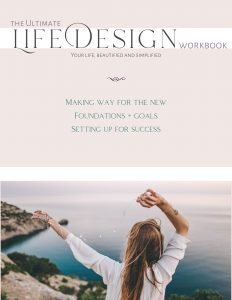 life design workbook