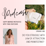 Do you struggle with Law Of Attraction and manifesting?