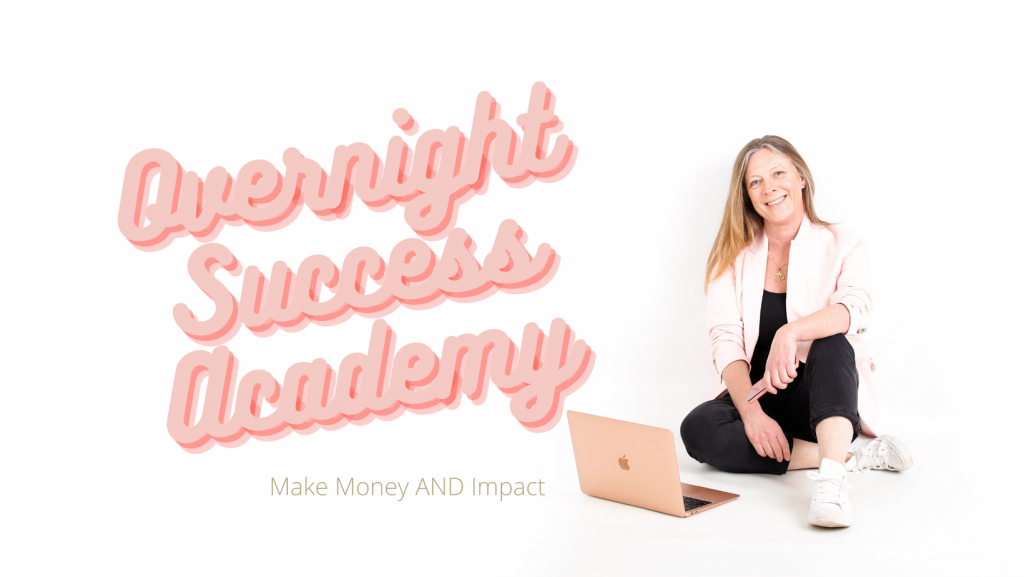 Overnight Success Academy Make Money AND Impact