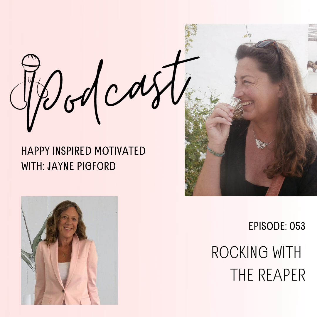 Happy Inspired Motivated Podcast episode 53