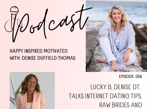 episode 56 Happy Inspired Motivated