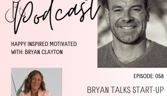 Happy Inspired Motivated podcast episode 57