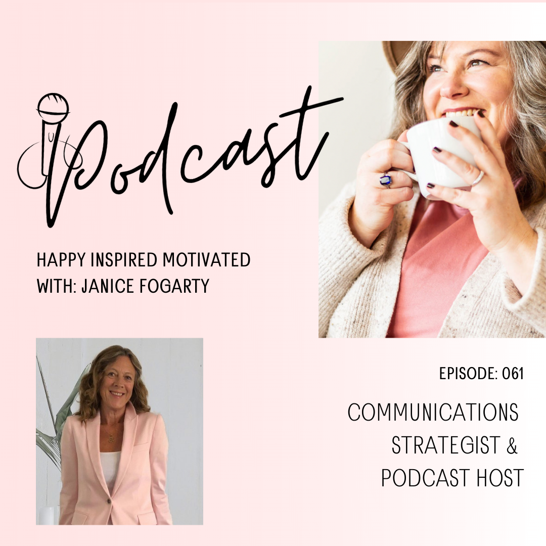 episode 61 Happy Inspired Motivated