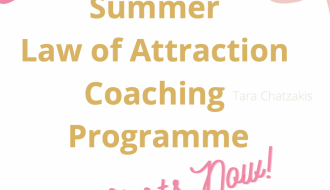 Law of Attraction Summer Coaching