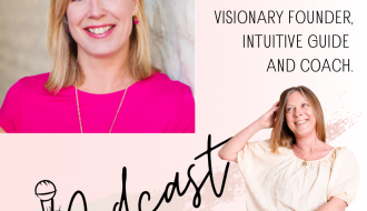 Lisa Mitchell Visionary Founder episode 90 happy inspired motivated Podcast