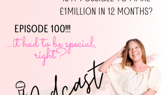 Is it possible to make £1million in 12 months episode 100 happy inspired motivated Podcast