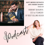 97 Vibrant Shaurya, CEO & founder of Best Selling Book